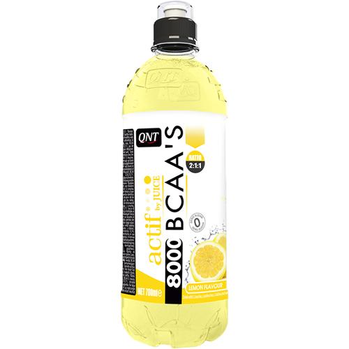 QNT BCAA'S 8000 - 24x700ml - Lemon