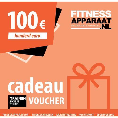 Sporttrader Fitnessapparaat Cadeaubon - 100 euro