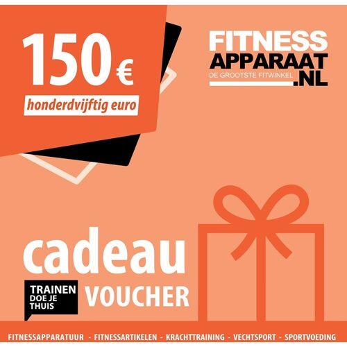 Sporttrader Fitnessapparaat Cadeaubon - 150 euro