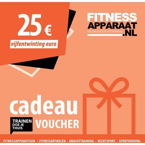 Sporttrader Fitnessapparaat Cadeaubon - 25 euro