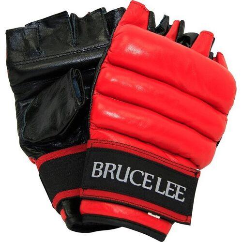 Bruce Lee Bokshandschoen open vingers - L/XL