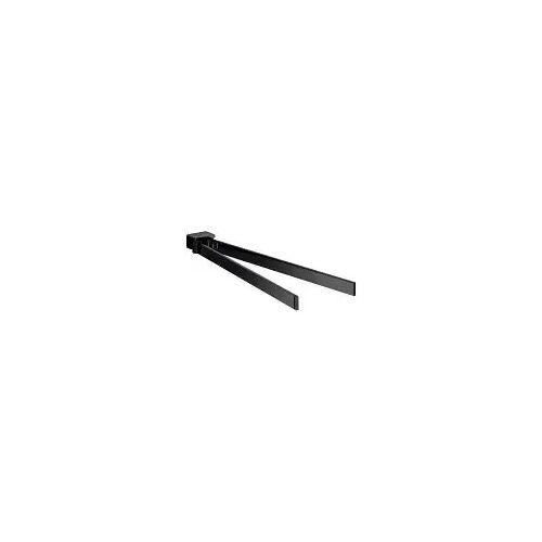 Emco Loft black Handtuchhalter 41 cm schwenkbar Loft black schwenkbar schwarz 055013341