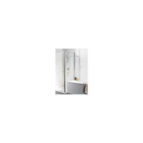 HSK Exklusiv wegschwenkbare Seitenwand für Drehtür 75 x 200 cm   wegschwenkbare Seitenwand 432075-41-50edelglas-200cm