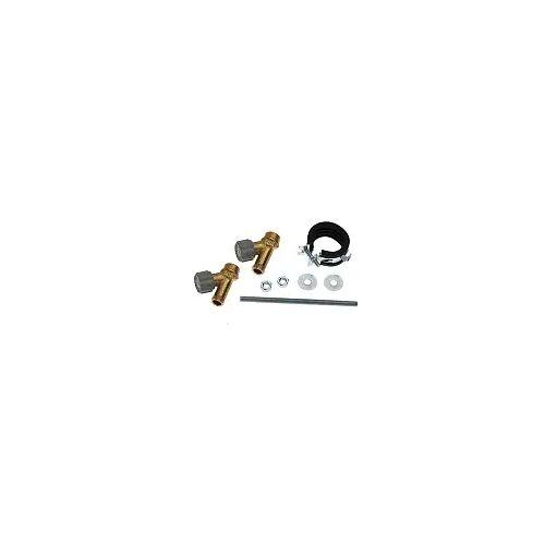 Villeroy & Boch Montageset für wandnahe Bidet-Montage wandnahe Montage   92083100