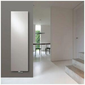 Vasco Niva Vertikal Einlagig N1L1 Heizkörper 42 x 122 cm Niva B: 42 T: 8 H: 122 cm white fine texture S600 191042122LB0900