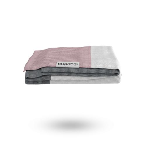 Bugaboo licht katoenen deken  - zachtroze