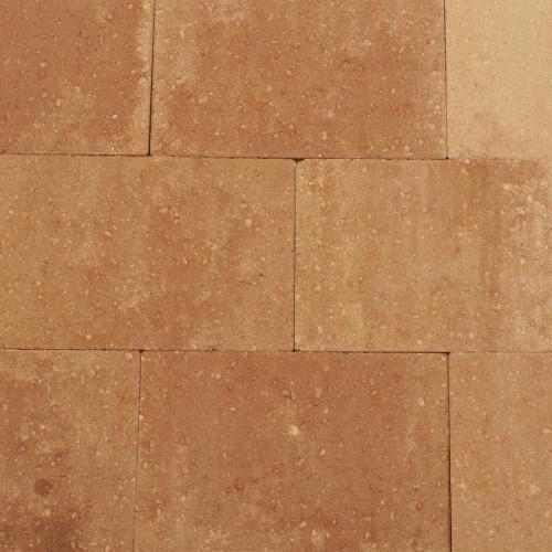 Plusjop Terrasverband+ 4 cm marrone, per M2