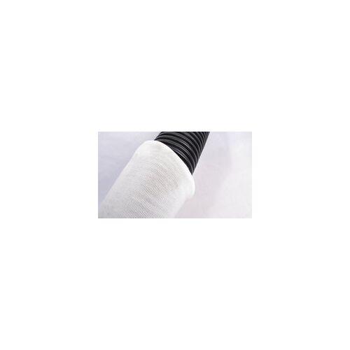 Plusjop PE Beluchting/bewateringsslang Ø 80 mm - Extra gesleufd met kous