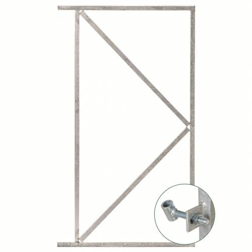 Plusjop IJzeren deurframe H80xB100cm