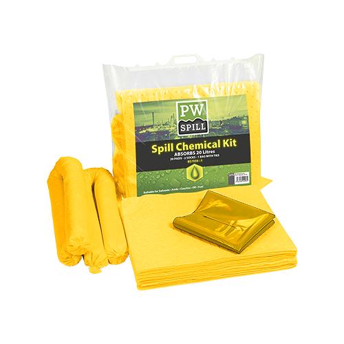 Plusjop 20 liter Chemische Kit