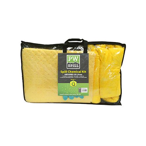 Plusjop 50 Liter Chemische Kit