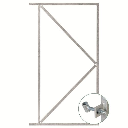 Plusjop IJzeren deurframe H155xB200cm