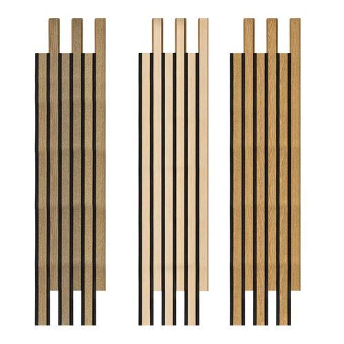 I-Wood Akoestisch paneel - Pro voor plafond met brandbekleding klasse 2