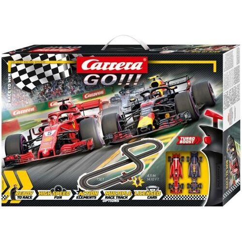 CARRERA RACE TO WIN CARRERA GO: 4 METER