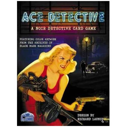 8th Summit Ace Detective