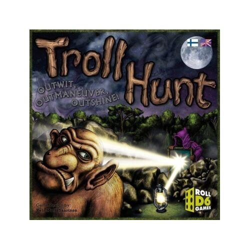 Roll D6 Games Troll Hunt