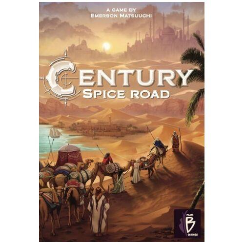 Plan B Games Century: De specerijenroute