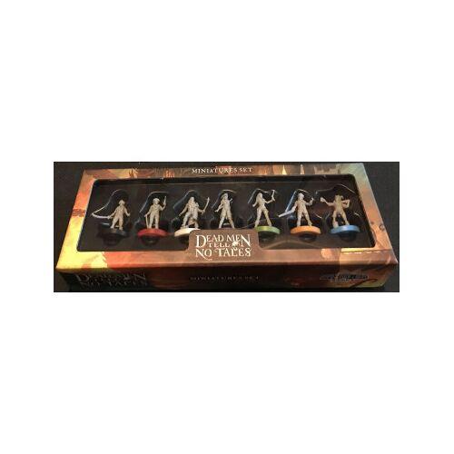 Minion Games Dead Men Tell No Tales: Miniatures