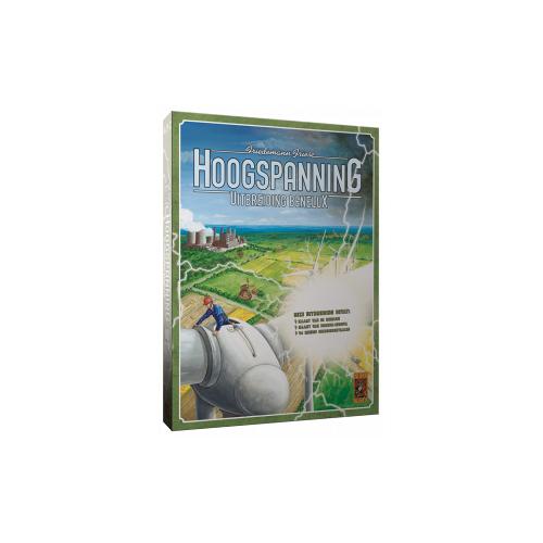 999 Games Hoogspanning: Benelux (NL)