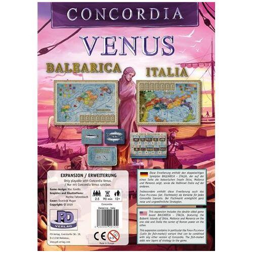 PD-Verlag Concordia Venus: Balearica / Italia