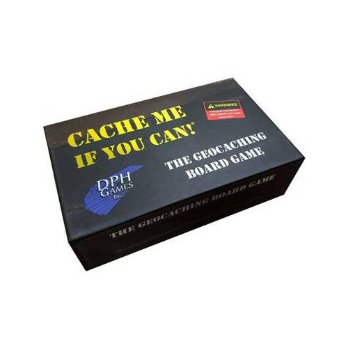 DPH Games Inc Cache Me If You Can!: The Geocaching Card Game