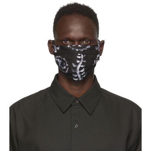 Eastwood Danso Black Graphic Mask - UNI