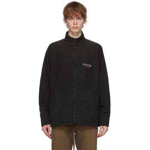 Fear of God Black Souvenir Jacket - M