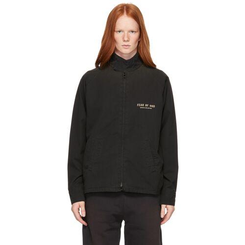 Fear of God Black Souvenir Jacket - S