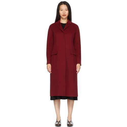 S Max Mara Red Beauty Coat - S