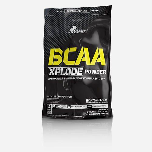 Olimp Supplements BCAA Xplode - Olimp Supplements - Ananas - 500 Gram (50 Doseringen)