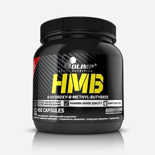 Olimp Supplements HMB 450 caps - Olimp Supplements - 450 Capsules