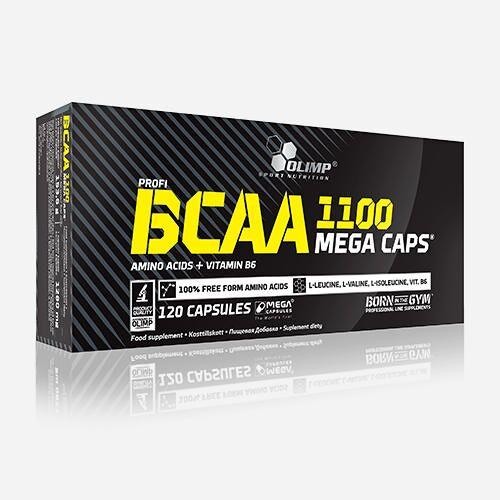 Olimp Supplements BCAA Mega Caps - Olimp Supplements - 300 Capsules