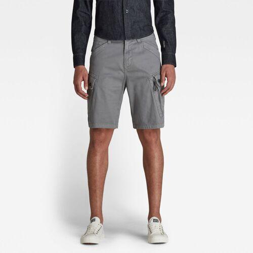 G-Star RAW Heren Roxic Shorts Grijs - 27 31
