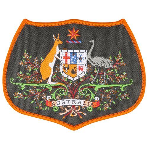 Club Licensed Australië Badge (10x8cm)
