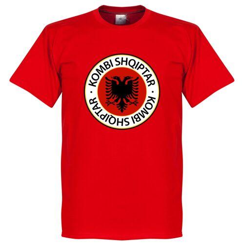 Retake Albanië Logo T-Shirt - XXL