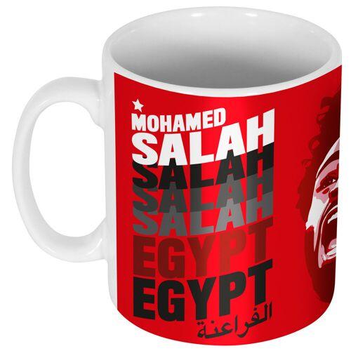 Retake Egypte Salah Portrait Mok