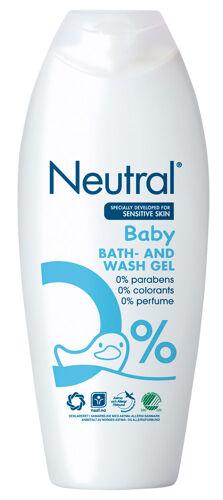 Natural Baby Washgel