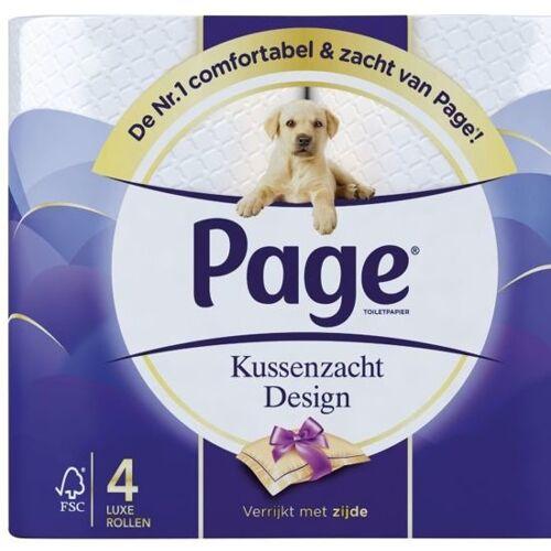 Page Kussenzacht Design 4 rollen per pak