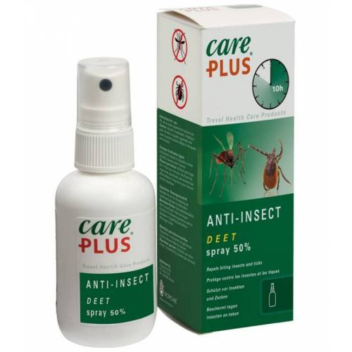 Care Plus Anti-Insect deet spray 50%