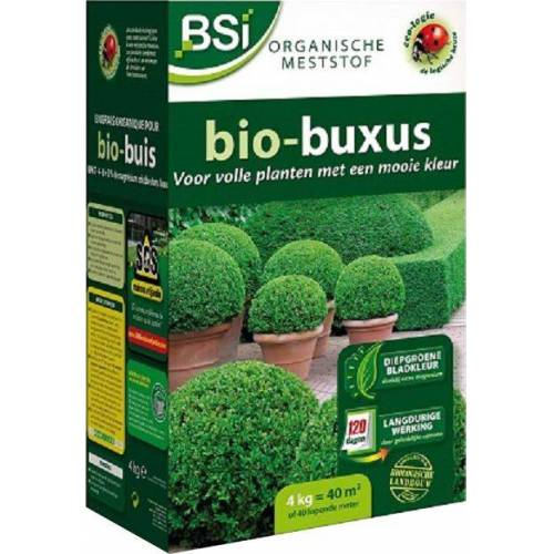 BSI Bio-Buxus Organische Meststof 4 kg