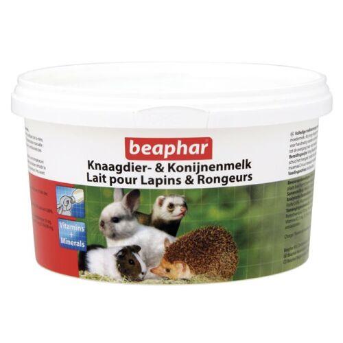 Beaphar Knaagdier en konijnenmelk 200GR 200 gram