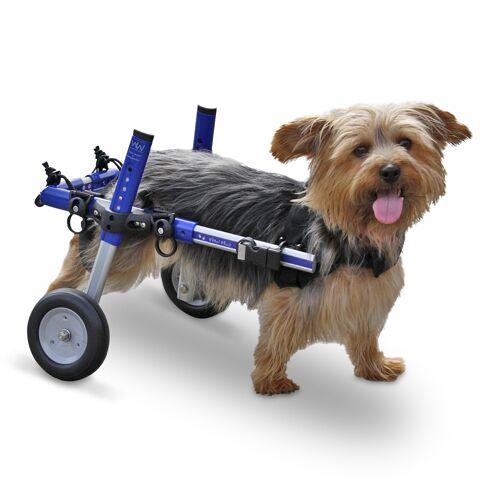 JUNAI Honden Rolstoel XS - Hond gewicht