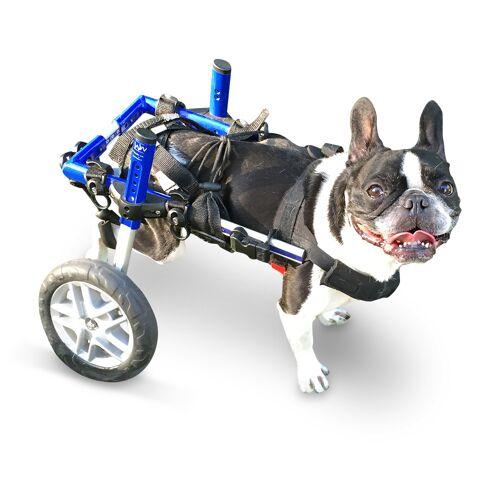 JUNAI Honden Rolstoel S - Hond gewicht