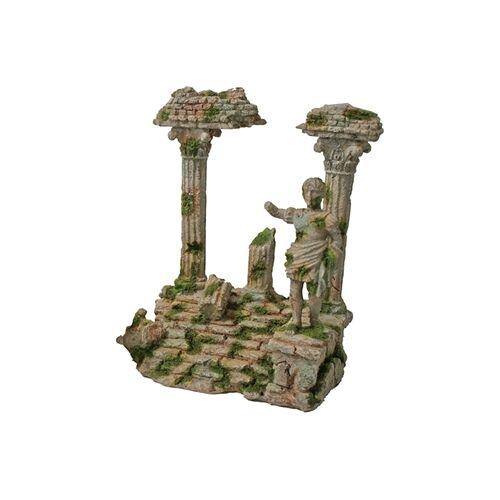 Boon Romeinse tempel met beeld