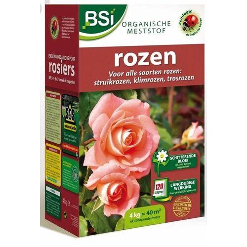 BSI Meststof bio rozen 4kg