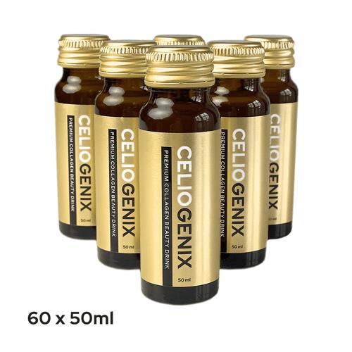 Celiogenix - Premium box (60 fle...
