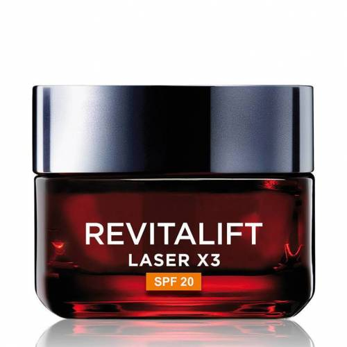 L'Oréal Paris Anti-verouderingscrème 50 ml Skin Expert Revitalift Laser X3 SPF20