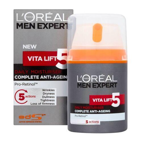 L'Oréal Paris L'Oréal Dagcrème 50 ml Men Expert Vita Lift 5 Anti Veroudering