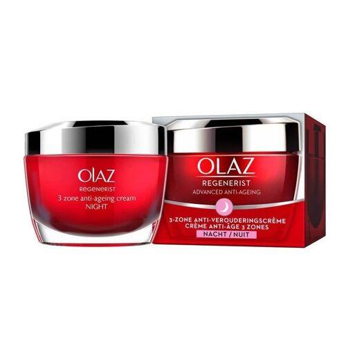 OlazNachtcrème 50 ml Regenerist 3 Zone Anti-Veroudering