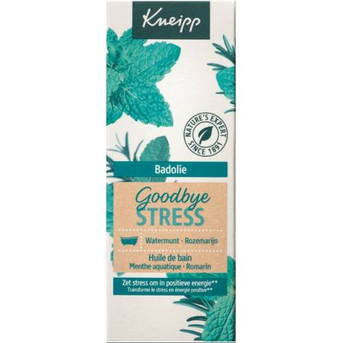 Kneipp Badolie 100 ml Goodbye Stress